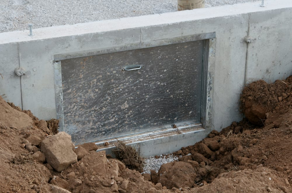 Removing Water From A Crawlspace