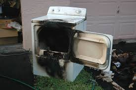 Dryer Fire