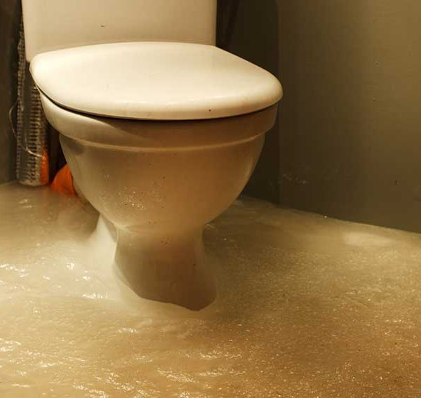 How To Clean Out Backed Up Sewage From A Basement