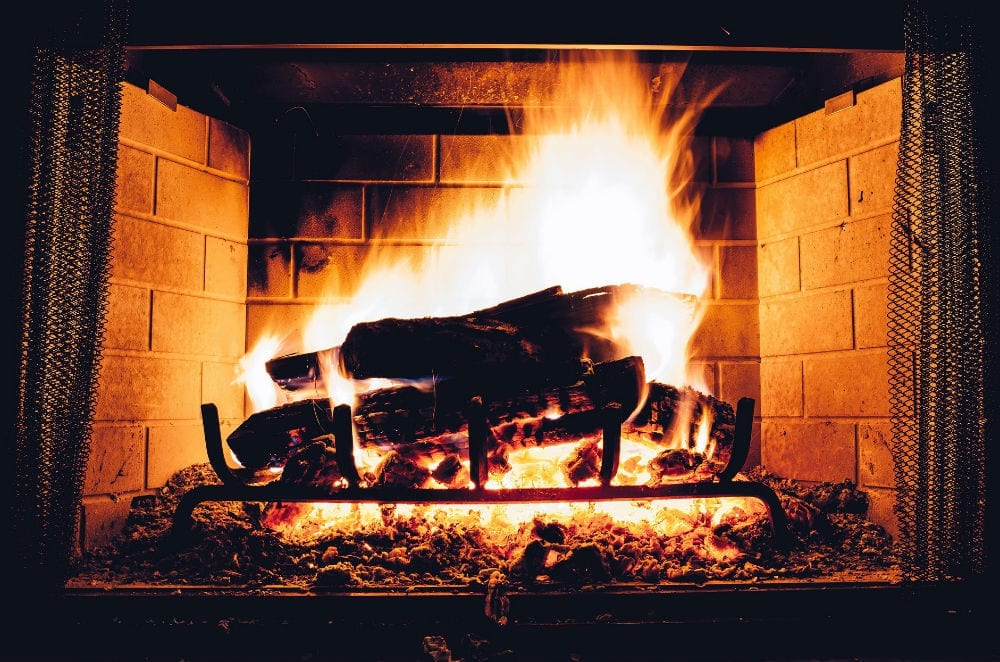 Fall Maintenance Tips: Have your fireplace and chimney cleaned to prevent fires