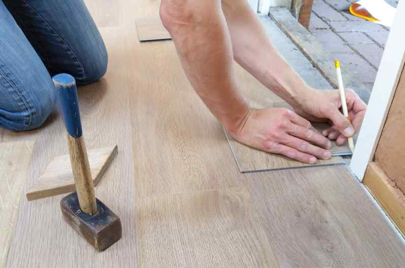 Laminate Floor That Got Wet, How To Get Smoke Smell Out Of Laminate Flooring