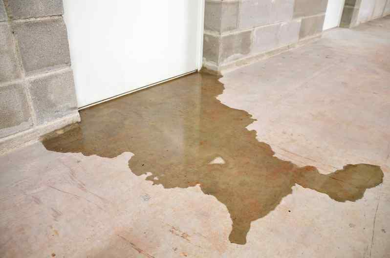 Causes Of Water In The Basement
