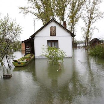 flooding and water damage