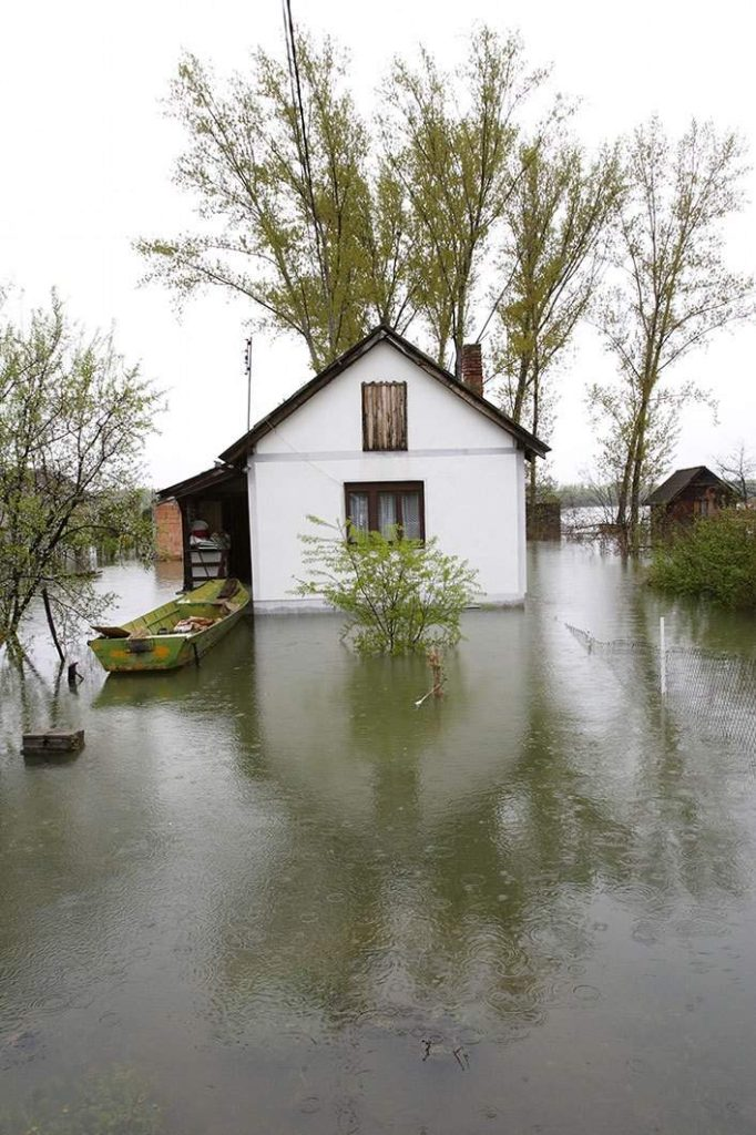 flooding and water damage in Fairfax, OH