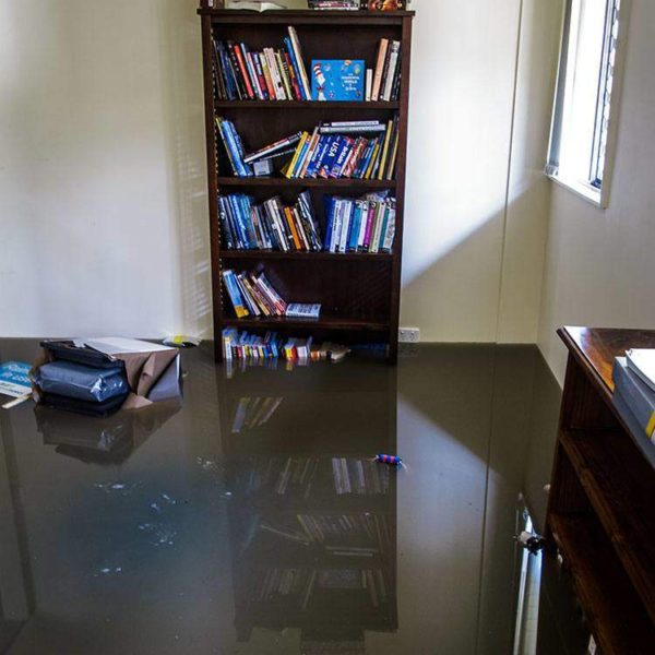 floods cause office water damage